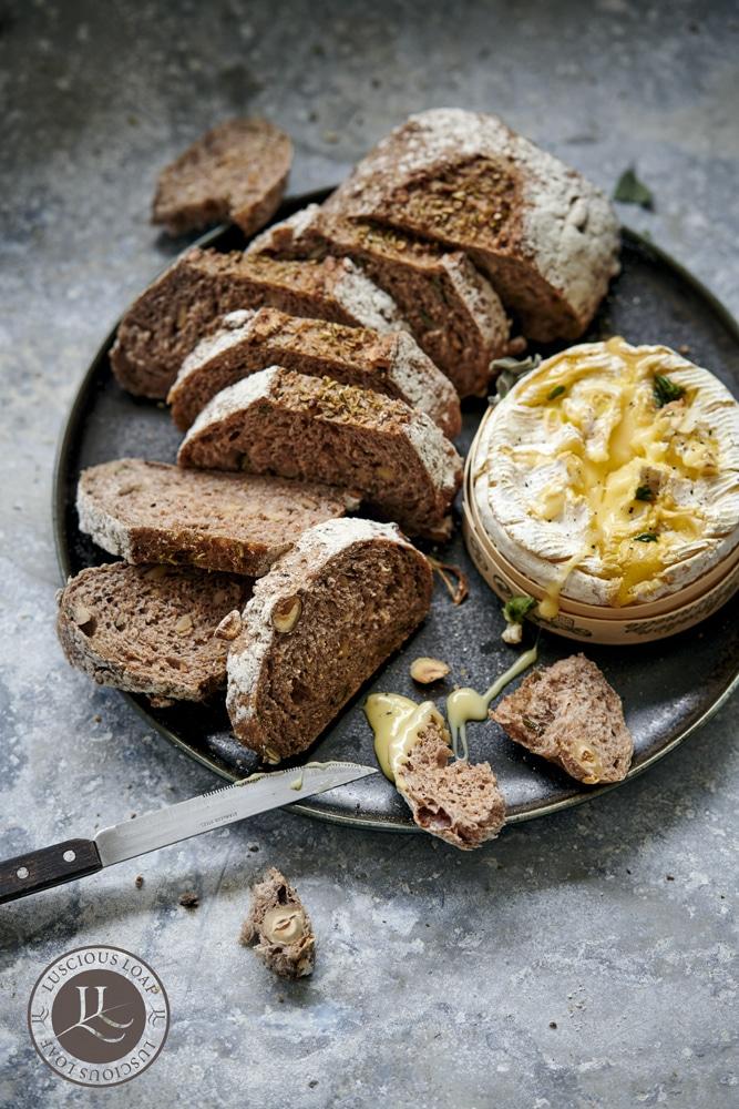 notenbrood met camembert