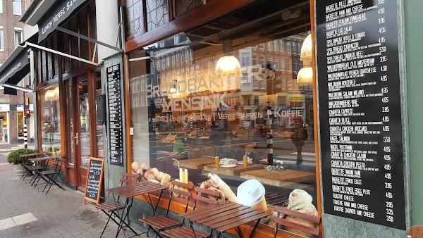 Bakery mensink Amsterdam