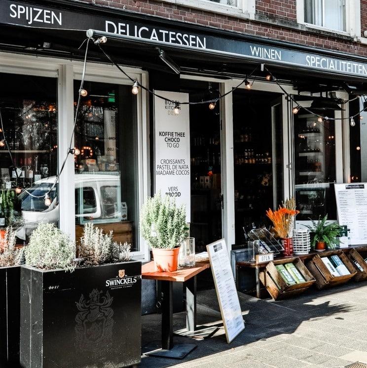 Boorl kitchen amsterdam