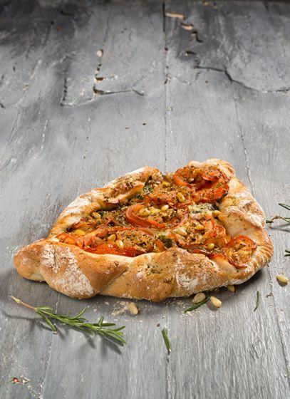 Hartig brood Pesto-Gorgonzola